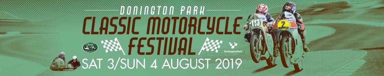 Look what we have at CRMC Donington Park 3 - 4 August 2019 - Part 1