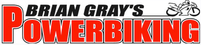 Brian Gray's Powerbiking logo