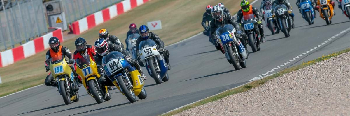 Donington Classic Motorcycle Festival cancelled
