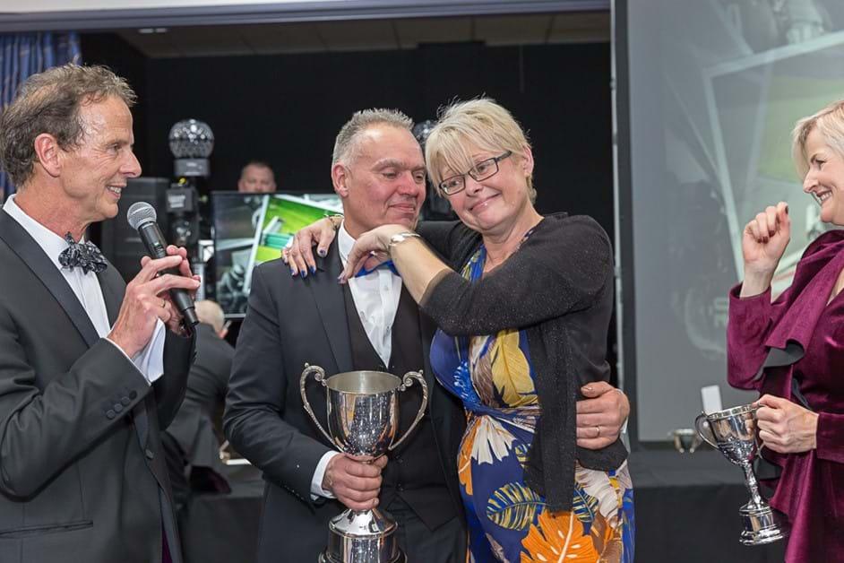 CRMC trophy winner John Warwick