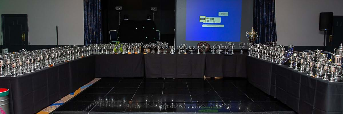 2020 Championship Trophies