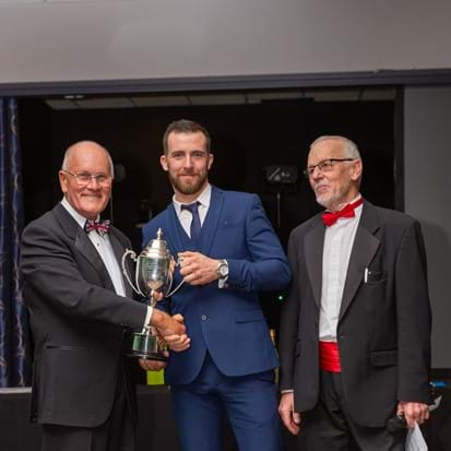 CRMC 2019 Racers of the Year - Lee Hodge