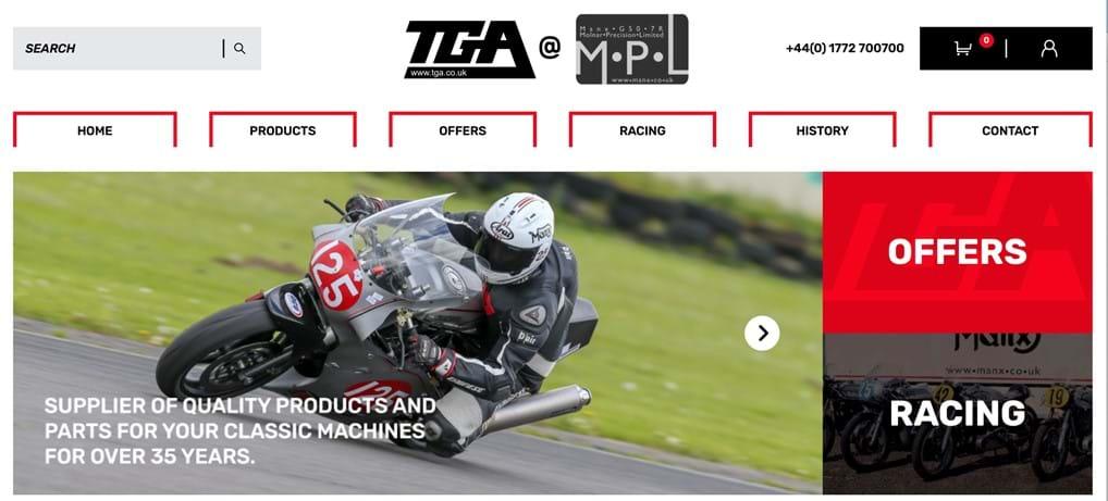 TGA and MPL, CRMC sponsors